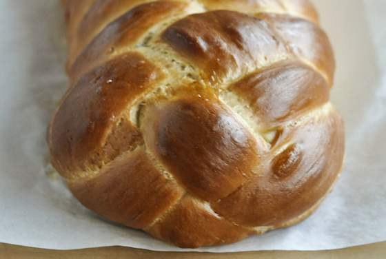 Challah is for Baking at Home Recipe