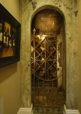 No Room for a Wine Cellar? Then Build a Wine Closet