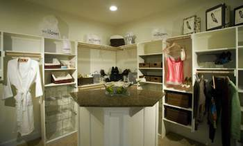 A new, well-organized closet filled with shelves, drawers and baskets is a great idea, and most systems can be installed in a weekend