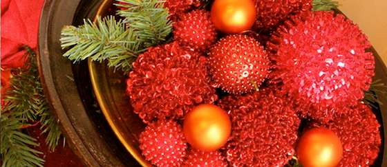 Decorating Inspiration: 5 Easy Holiday Centerpieces