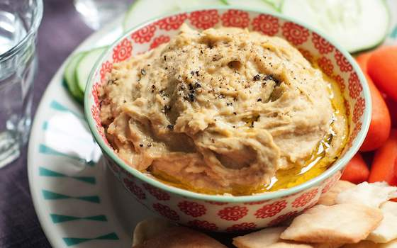 Homemade Hummus: Nothing Could Be Easier Recipe