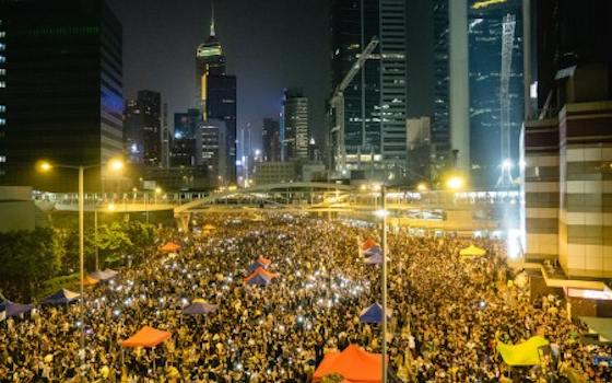 Hong Kong is not Tiananmen