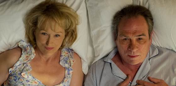 Meryl Streep and Tommy Lee Jones  in Hope Springs
