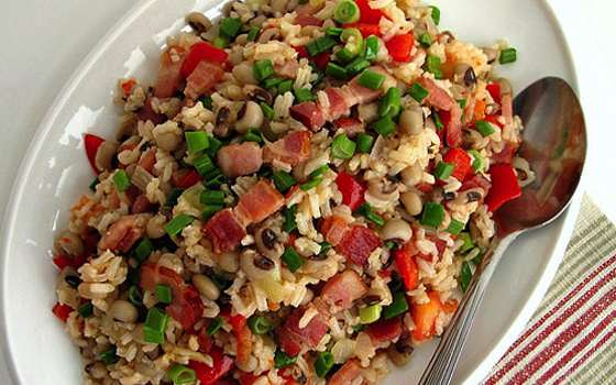 Hoppin' John, a New Year Tradition Recipe