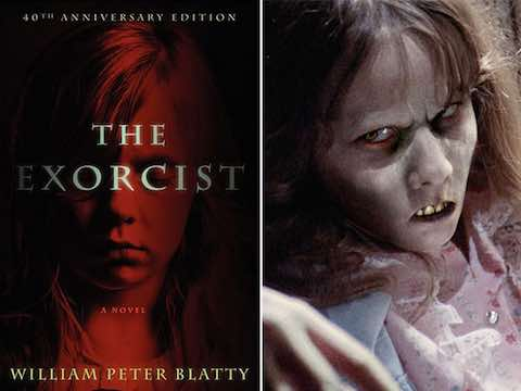 Horror Books That Inspired Movies
