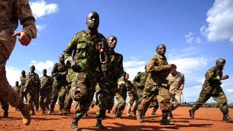 How Is the Securitization of Africa Addressing Human Insecurity?