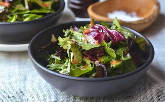 How To Make a Better Side Salad Recipe