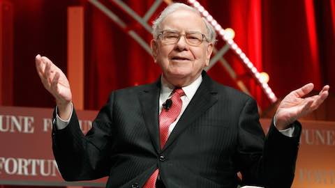 How Warren Buffett's Wealth Grew
