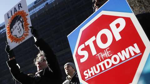 How the Shutdown Affects the Economy
