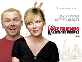 How to Lose Friends & Alienate People Starring Simon Pegg, Megan Fox, Jeff Bridges, Kirsten Dunst, Danny Huston  | Film Critic Michael Phillips Tasha Robinson Robert Abele   Reviews How to Lose Friends & Alienate People | Video