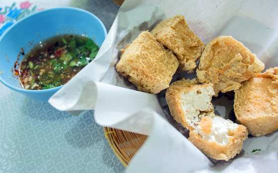 How to Make Crispy Tofu without Deep-Frying Recipe
