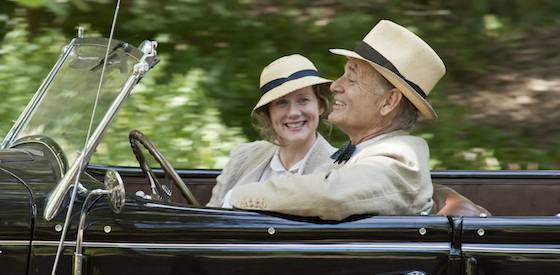 Bill Murray and Laura Linney  in Hyde Park on Hudson