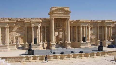 Seizures of Ramadi and Palmyra Suggest Islamic State, Despite Setbacks, Still on a Roll