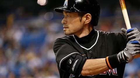 The International Hit King: Ichiro Suzuki by the Numbers
