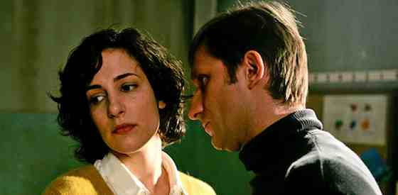 Zana Marjanovic and Goran Kosticin In the Land of Blood and Honey