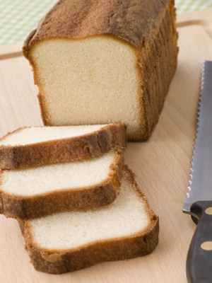 Ina Pinkney's Famous Pound Cake  Recipe