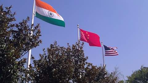 India and China: An Evolving Theatre of Competition?