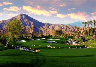 One of the newest additions to the Indian Wells Resort, the 72-par Celebrity Course, opened in late 2006
