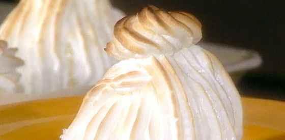 Individual Baked Alaska Recipe