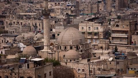 Inevitable Triumvirate: Syria, Russia, and Iran