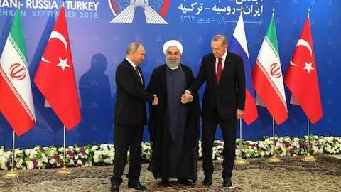 Iran: Aspirations and Middle East Discord