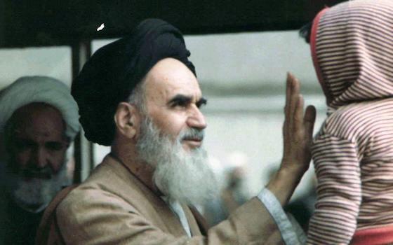 Khomeini Drew the Line at Nukes