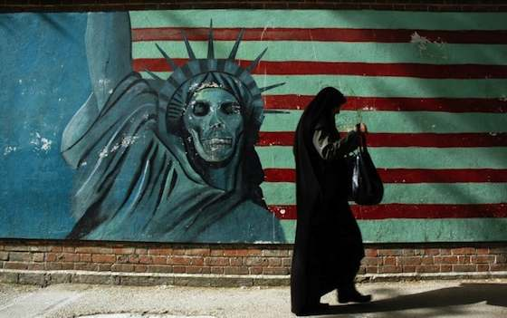 Iran: Seeing Past 'Death to America'