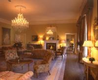 Drawing room at The Merrion, Dublin. Five-Star Ireland: Luxury, Golf & Top-Class Spas Await