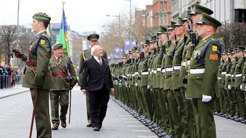 Remembering Ireland's 1916 Easter Rebellion