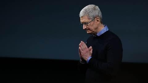 Is Tim Cook's Apple Past Its Peak?