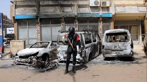 Islamist Terrorism Spreads to Eastern Burkina Faso