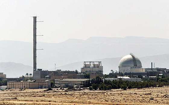 Israel Projects Its Own Nuclear Behavior on to Iran