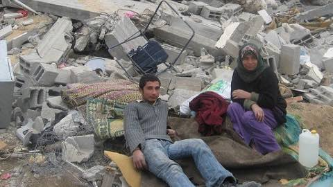 Israeli Blockade of Gaza is Inherently Violent