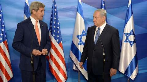 Israeli - Palestinian Realities