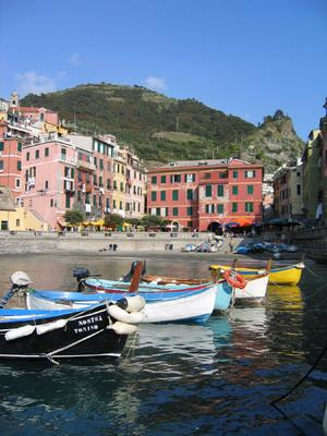 Italy S Cinque Terre Vernazza Rick Steves Europe Boats Are A Way Of Life In