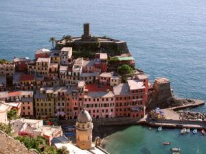 Italy S Cinque Terre Vernazza Rick Steves Europe This Small Round Tower Was Another Part Of