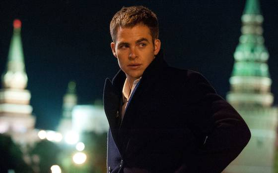 'Jack Ryan: Shadow Recruit' Movie Review
