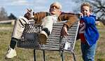 Jackass Presents: Bad Grandpa Movie Review - Johnny Knoxville and Jackson Nicoll | Movie Reviews Site