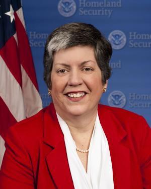 Janet Napolitano Homeland Security