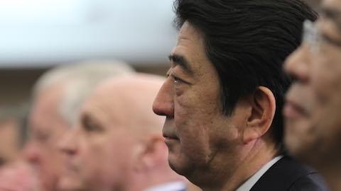 Shinzo Abe and Japan's History Challenge