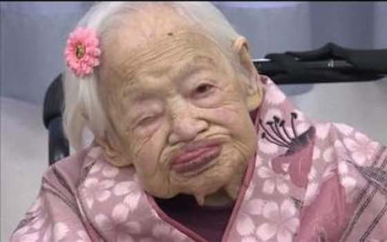 Japan: World's Oldest Person Celebrates 117th Birthday