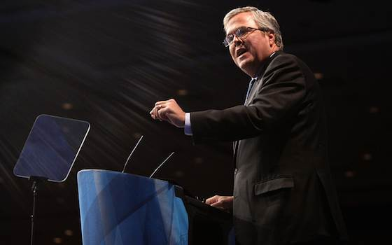 The Jeb Bush Boomlet