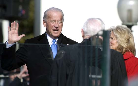 Joe Biden Unfairly Denigrated in Presidential Contention