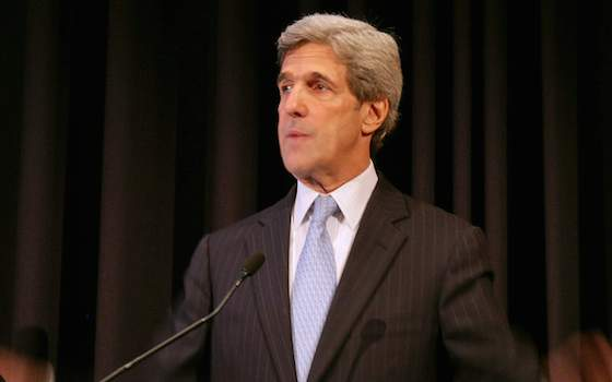 John Kerry Warns of Excessive Isolationism