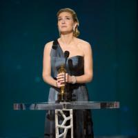 Best Lead Actress Oscar Academy Award The Oscar� goes to Kate Winslet for her role as Hanna Schmitz in The Reader