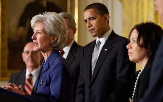 Kathleen Sebelius: Obamacare Scapegoat