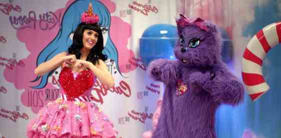 Katy Perry in Katy Perry: Part of Me