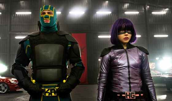 'Kick-Ass 2' Movie Review - Aaron Taylor-Johnson and Chloe Moretz  | Movie Reviews Site