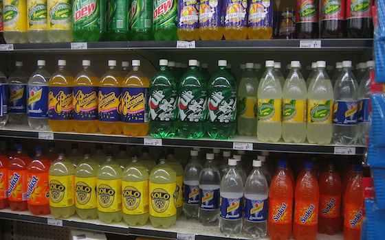 Kick the Diet Soda Habit