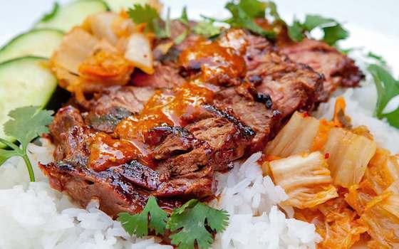 Korean Bulgogi-Style Grilled Steak Recipe